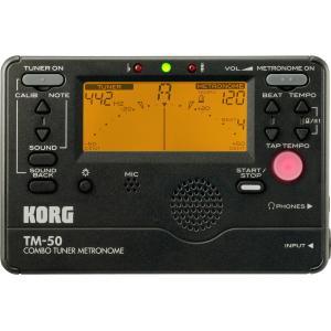 Métronome Accordeur KORG TM 60